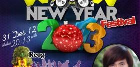 WOW New Year Festival