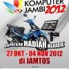 Pameran Komputer Jambi 2012