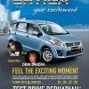 Launching Suzuki Ertiga