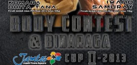 Body Contest Jamtos Cup II