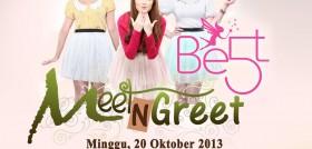 Meet n Greet Be5t