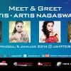 Meet n Greet Artis-Artis Nagaswara