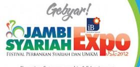 Gebyar Jambi Syariah Expo 12
