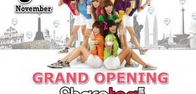 Grand Opening Sharetea