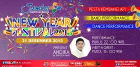 New Year Festival 2016